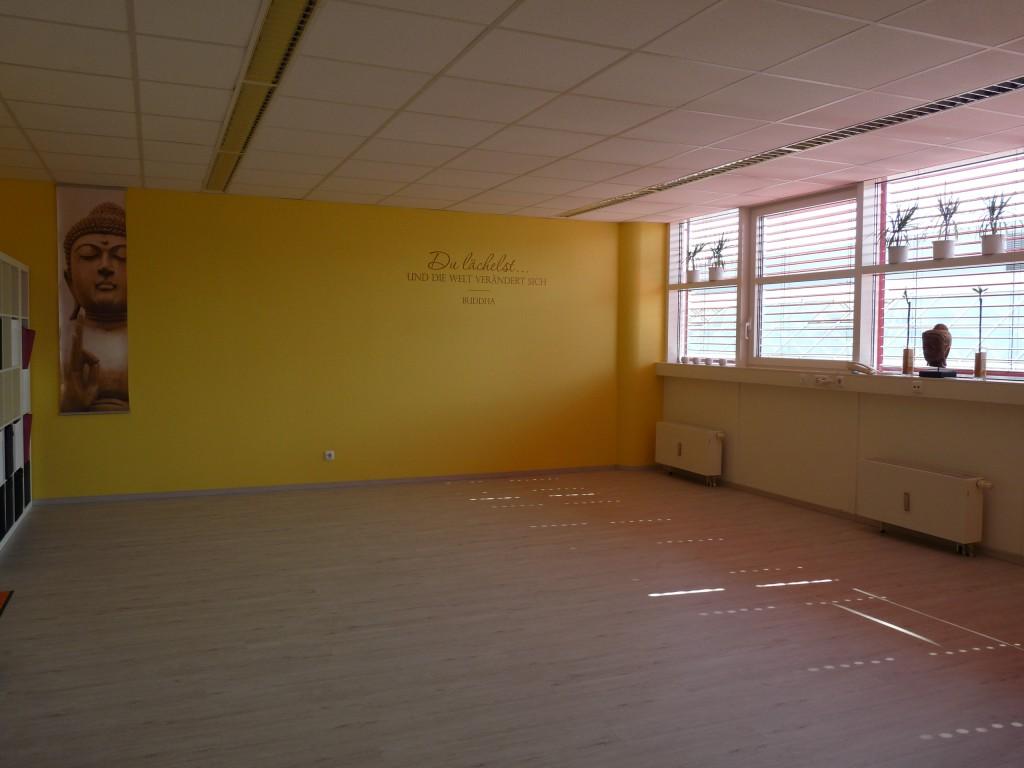 Yoga-Hellersdorf Spreecenter Berlin Studio