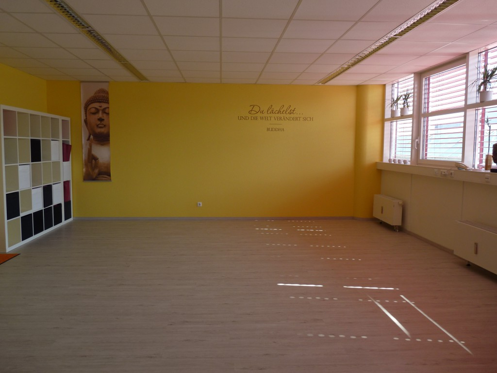 Yoga-Hellersdorf.de Spree Center Berlin Studio