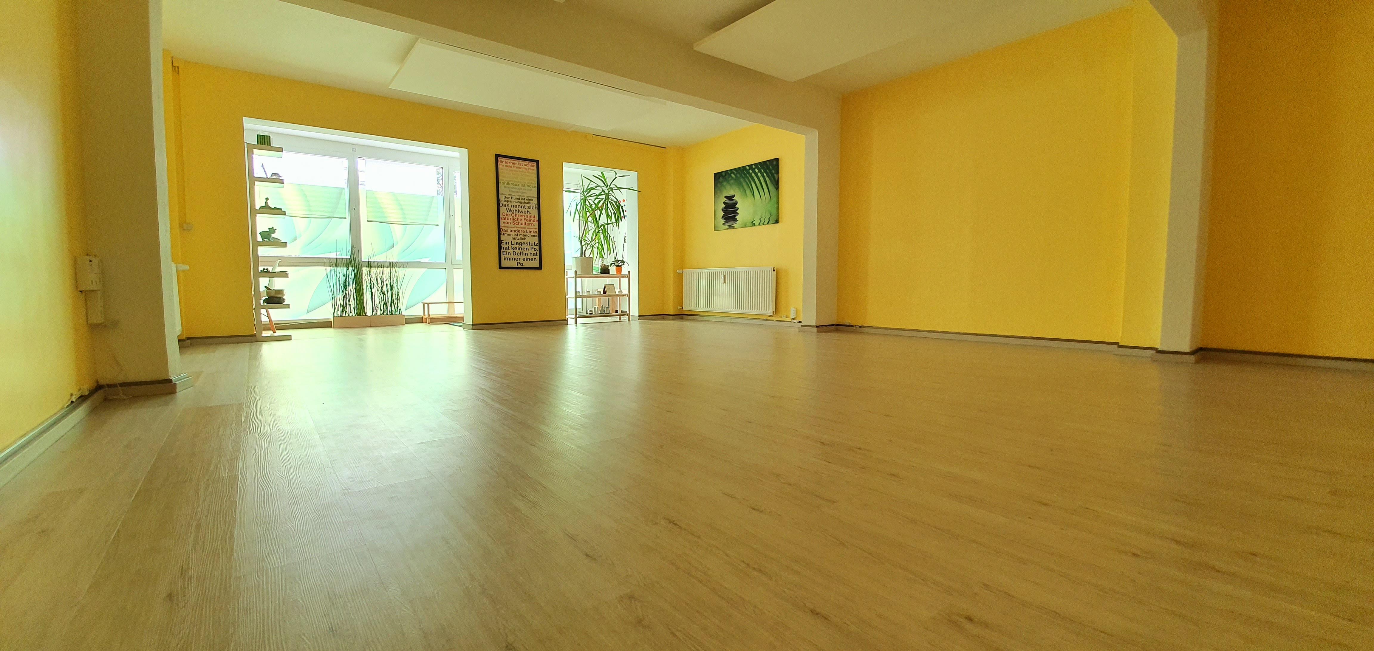Yoga Hellersdorf Studio am Teterower Ring 35
